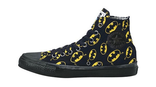 Converse All Star Chuck Taylor Batman Spring 2013