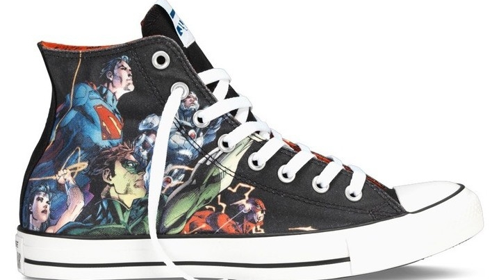 Converse All Star Chuck Taylor Justice League 2014