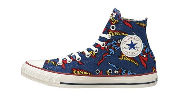 Converse All Star Chuck Taylor Superman 1