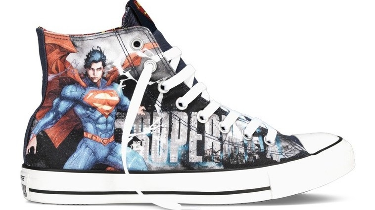 Converse All Star Chuck Taylor Superman 2014