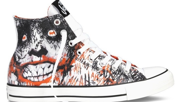 Converse All Star Chuck Taylor The Joker 2014