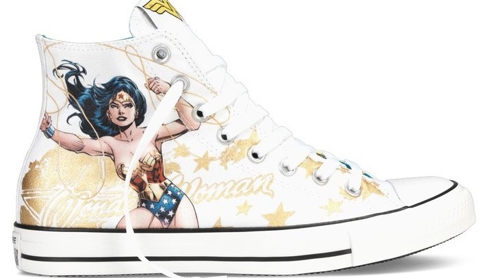 Converse All Star Chuck Taylor Wonder Woman