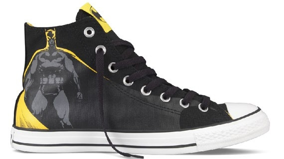 Converse  Chuck Taylor All Star  Batman Fall Winter 2011-2