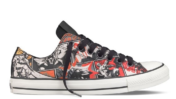 Converse Chuck Taylor All Star  Comics Fall Winter 2011 1