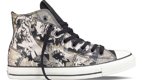 Converse Chuck Taylor All Star  Comics Fall Winter 2011 2