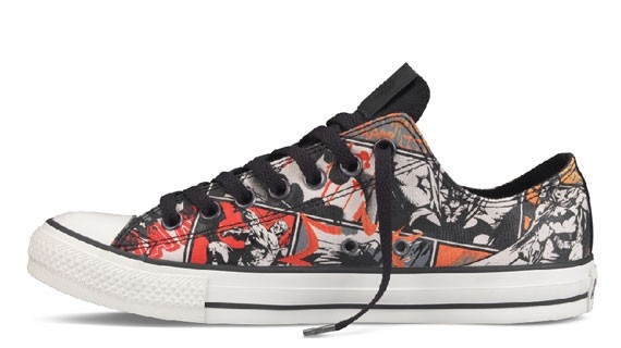 Converse Chuck Taylor All Star  Comics Fall Winter 2011 4