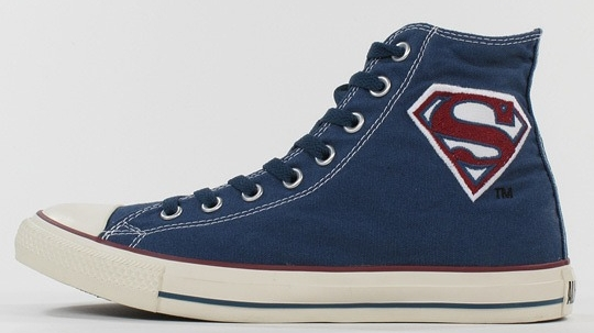 Converse Chuck Taylor All Star Superman 2011 Spring