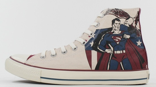 Converse Chuck Taylor All Star Superman Spring 2011