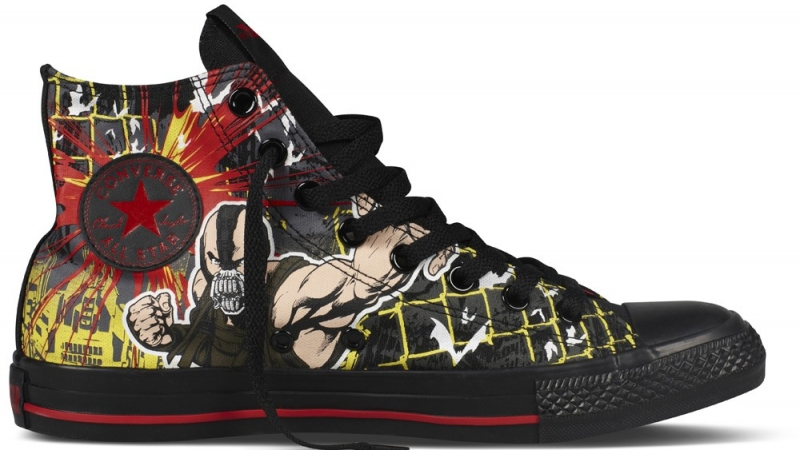 Converse Chuck Taylor DC Comics Bane Fall Winter 2012