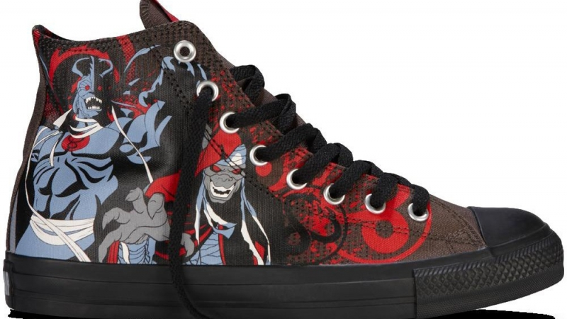 Converse Chuck Taylor DC Comics Bane Fall Winter 2012 1