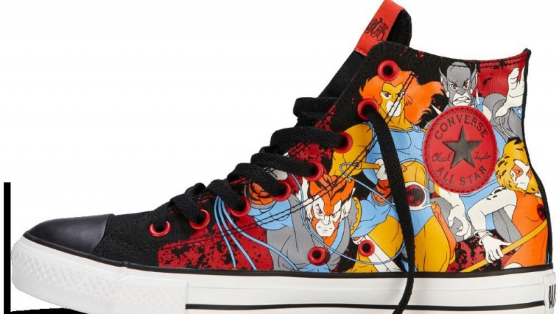Converse Chuck Taylor DC Comics Fall Winter 2012