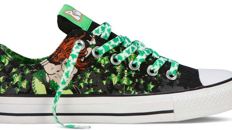 Converse Chuck Taylor Posion Ivy Fall Winter 2012
