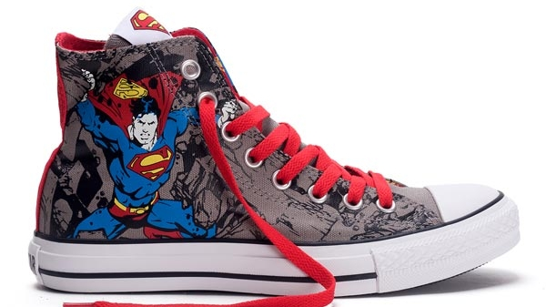 Converse Chuck Taylor Superman Fall Winter 2012