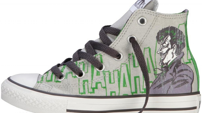 Converse Chuck Taylor The Jocker Fall Winter 2012