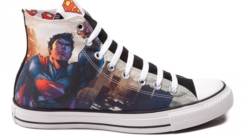 Converse DC Comics Superman