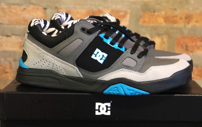 DC Shoes Stag 2 grey black