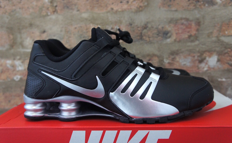 d4248ccecce5 Nike Shox Current Black Silver Nike Futsal Shoes For Kids Boys ...