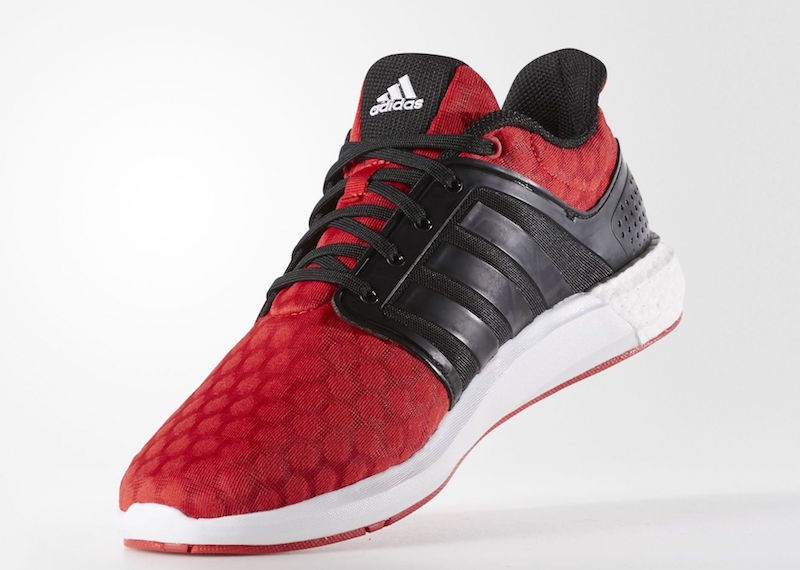 adidas shoes red and black