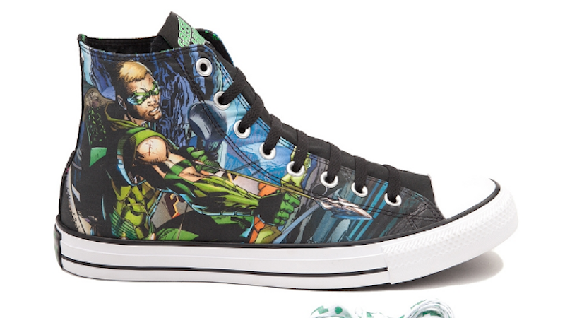 Converse Green Arrow 2016 154898C