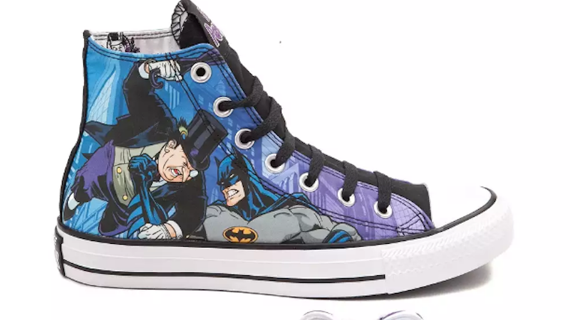 Converse The Penguin DC Comics Batman 2016 154902C