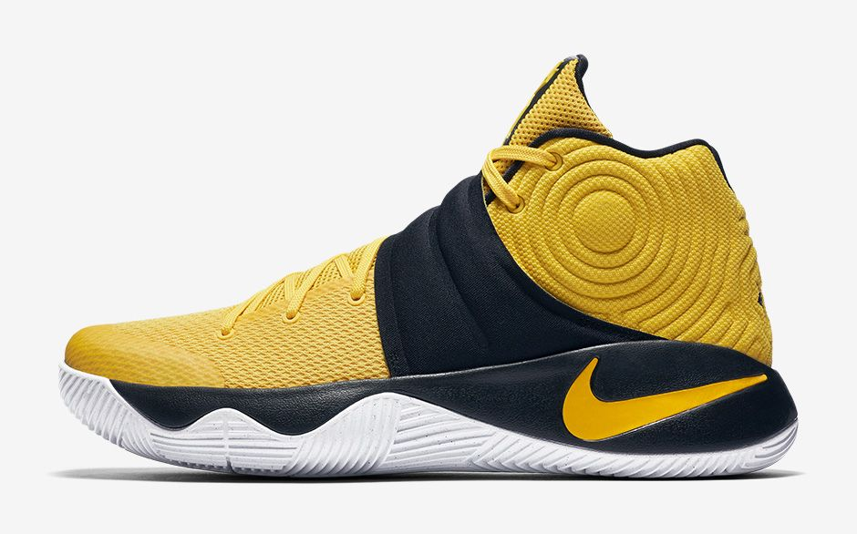 "Nike Kyrie 2 ""Australia"" Tour Yellow 3"