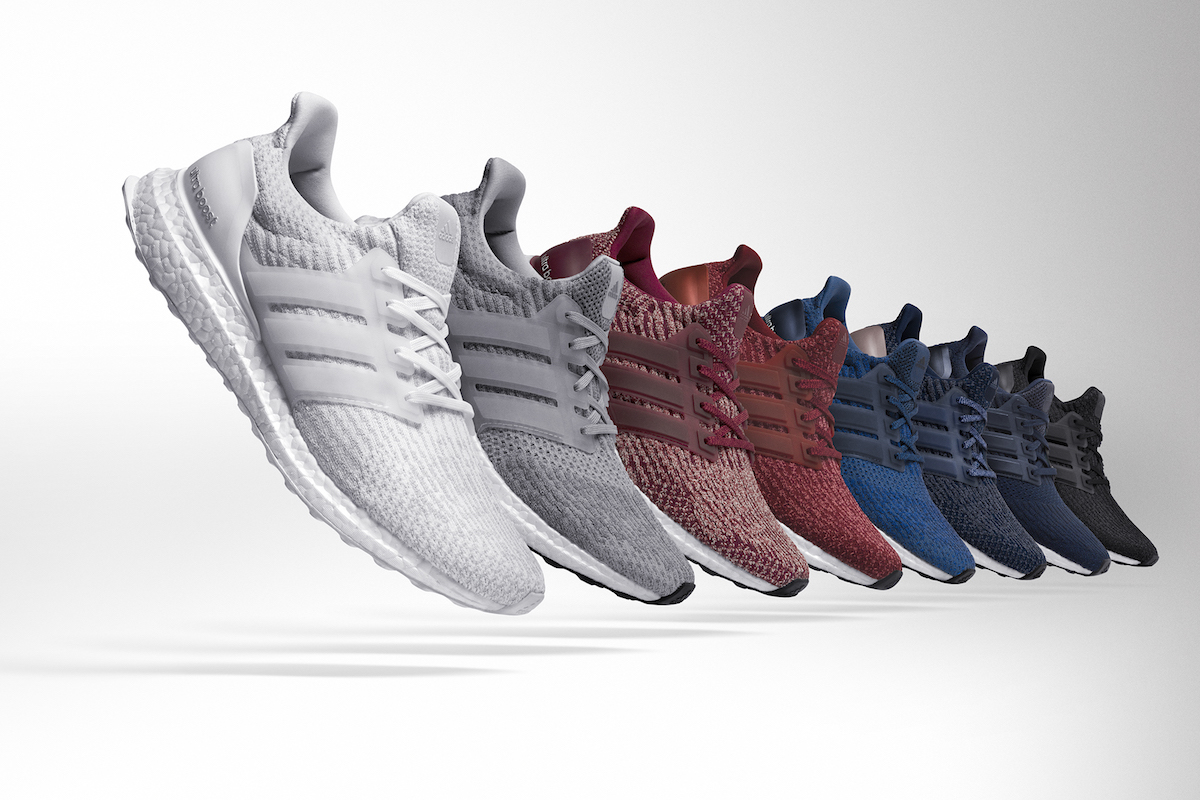 adidas UltraBOOST 3.0 New Colorways