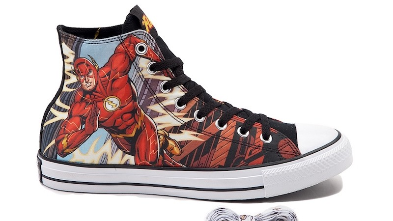 Converse DC Comics Flash 2017 156165C