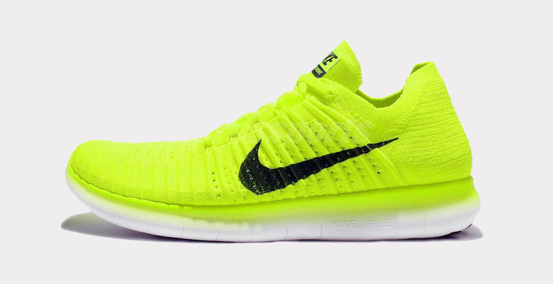 Nike Free RN Flyknit Running Shoes Sale $59.99