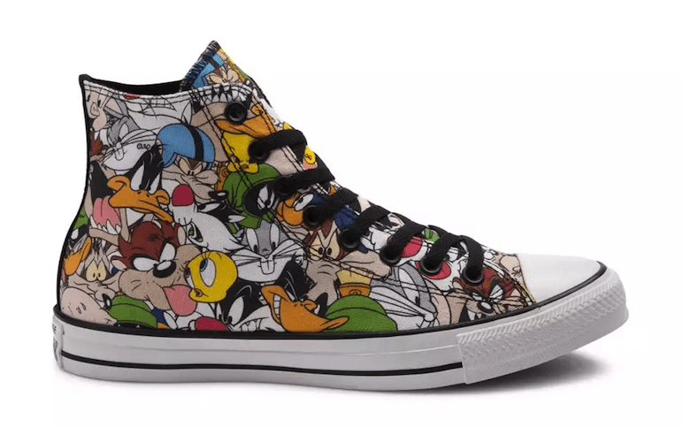 8ef108ceafd converse chuck taylor looney tunes collection