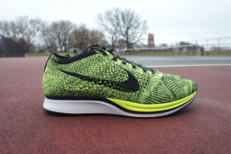 Nike Flyknit Racer Running Shoes Review
