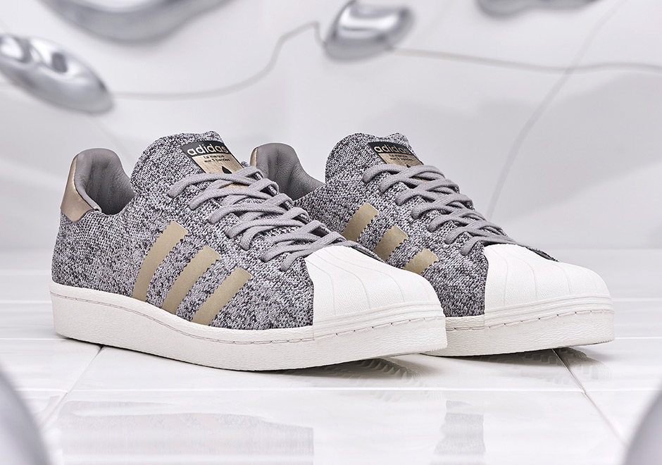 "adidas Superstar BOOST ""Noble Metal"""