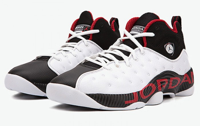 Air Jordan Jumpman Team 2 White Red Sale