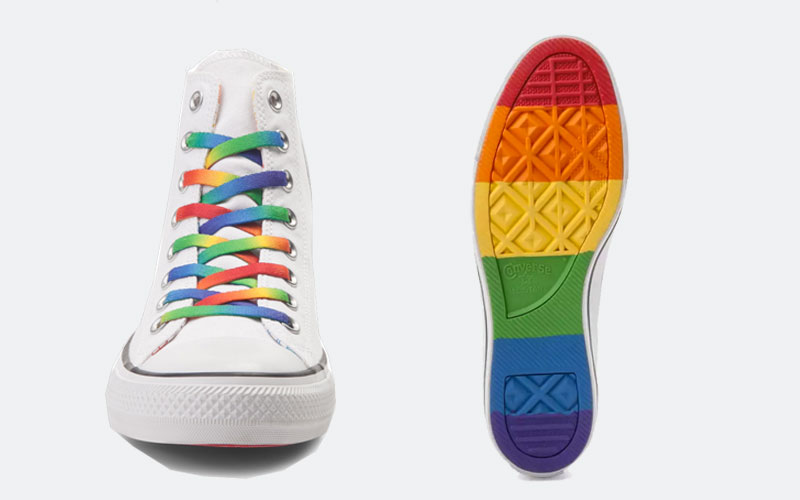 2017 Converse LGBT Pride Shoes Collection