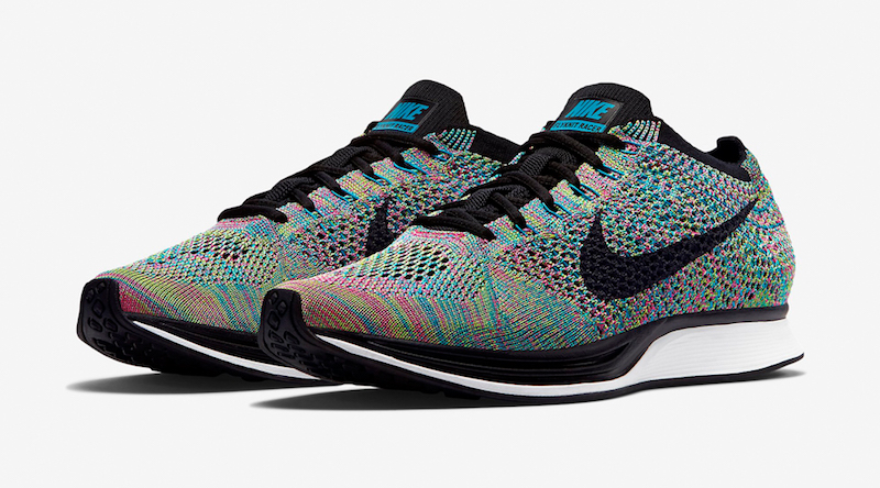 Nike Flyknit Racer Running Shoes Sale $112.50