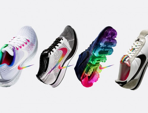2017 Nike BETRUE LGBT Pride Shoes Collection