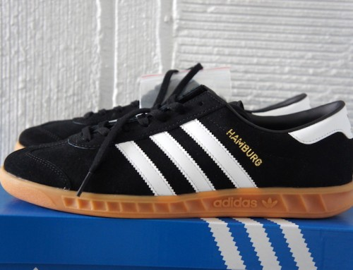 adidas Originals Hamburg – A Closer Look