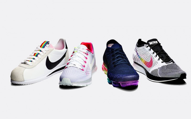 2017 nike betrue lgbt pride shoes collection soleracks