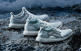 "Parley x adidas ""Icey Blue"" Collection"