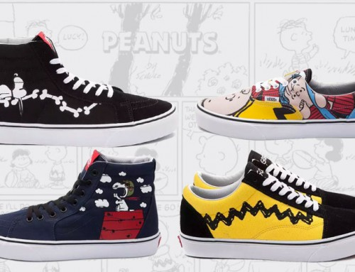 Vans x Peanuts Shoes And Apparel Collection 2017
