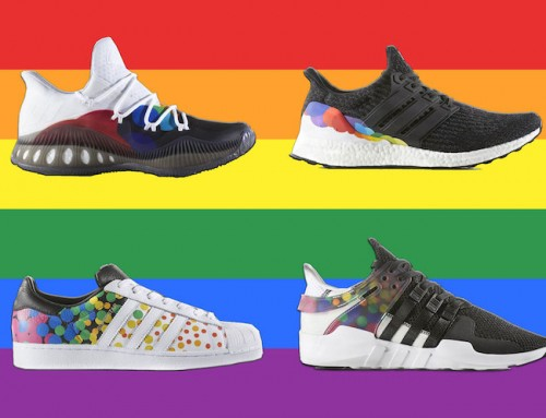 adidas LGBT Pride Shoes Collection 2017