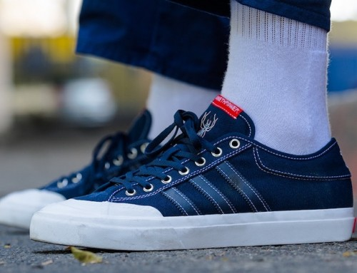 Now Available – adidas Matchcourt Bonethrower Sneaker