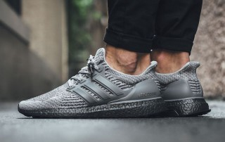 adidas Ultra Boost 3.0 'Triple Grey'
