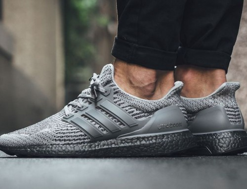 Now Available – adidas Ultra Boost 3.0 'Triple Grey'