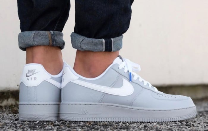 Nike Air Force 1 Low Wolf Gray On Sale