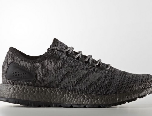 Now Available – adidas Pure Boost All Terrain 'Black/Grey'