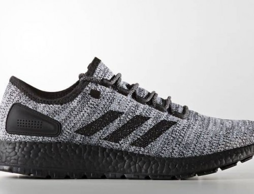 Now Available – adidas Pure Boost All Terrain 'White/Black'