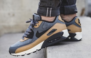 Nike Air Max 90 Wool Collection